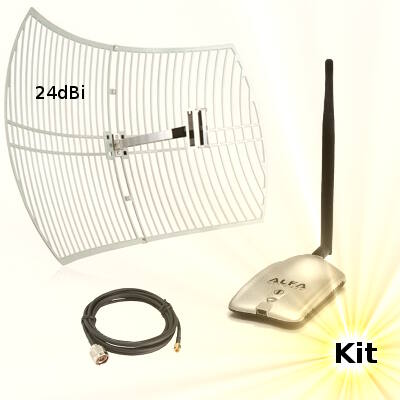 outdoor wifi antennas