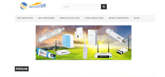 Wifibooster gets brand new domain name and website
